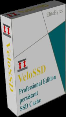 VeloSSD full screenshot