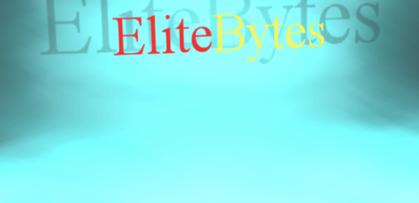 EliteBytes Logo Picture