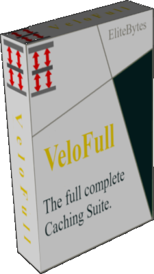VeloFull cache software cardbox image